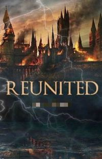 Reunited // Harry Potter (currently being edited) cover