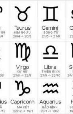 Đọc truyện Creepypasta zodiac [Mở request]