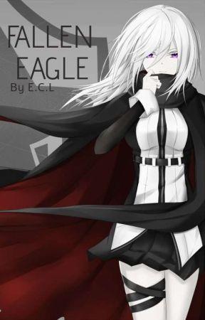 Fallen Eagle by ECL200119