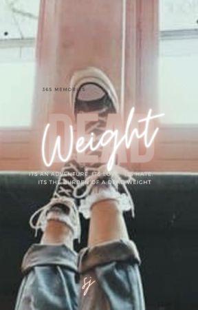 Dead Weight by SJ_Starlight14