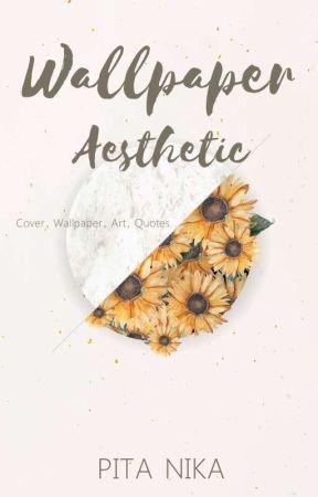 Wallpaper Aesthetic Brown Wattpad