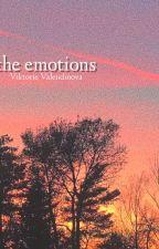 the emotions by ViktorieValendinova