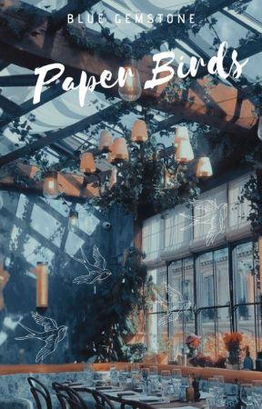 Paper Birds | Fred Weasley | Book 2 by BlueGemstone