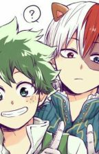 Tododeku doujinshins ❤️ and picture book  by kayleeanimegod