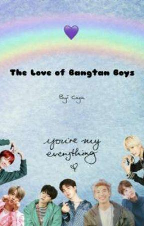 The Love of Bangtan Boys by Jungsh00kiesc00kie