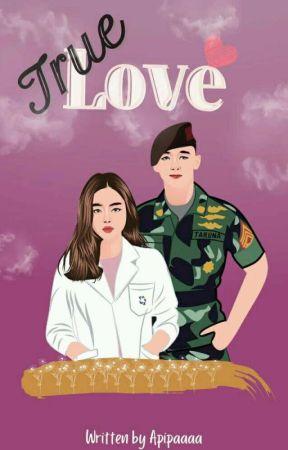 True Love《tahap revisi》 by Apipaaaa