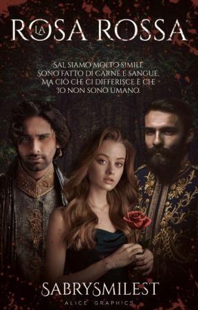 La Rosa Rossa by SabrySmilest