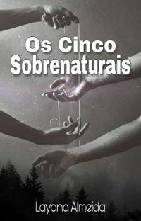 Os Cinco Sobrenaturais  cover