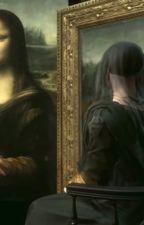 Z twarzą Mona Lisy by Membencihidup