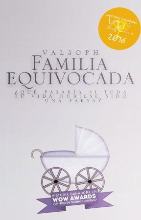 Familia equivocada by Valsoph