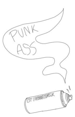Punk Ass-ᴮᴺᴴᴬ by godsmollywater