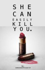She can easily kill you. by someoneonthisworld