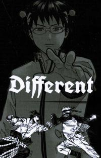 Different | Naruto x Saiki k cover
