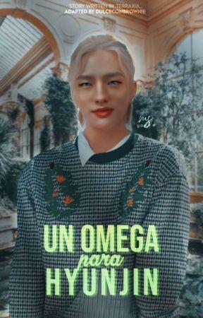 Un Omega Para HyunJin | ʰʸᵘⁿˡⁱˣ『𝗔𝗗𝗔𝗣𝗧𝗔𝗖𝗜𝗢𝗡』 by DulceConBrownie
