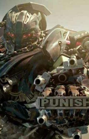 To Punish & Enslave (Barricade Oc) by TheHungFemboy