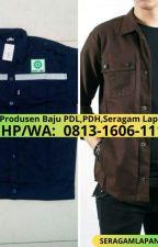 Produsen Baju Pdl Pdh Mahasiswa Metro Kibang, ✅ HP/WA: +62 813-1606-1118, by produsenbajuoutdoor