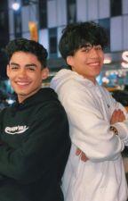 those boys - Alejandro Rosario & Mattia Polibio by luhvskeet