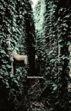 ✓ | TREACHEROUS, john murphy by xsparrows