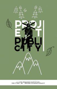Project Publicity || l.h cover