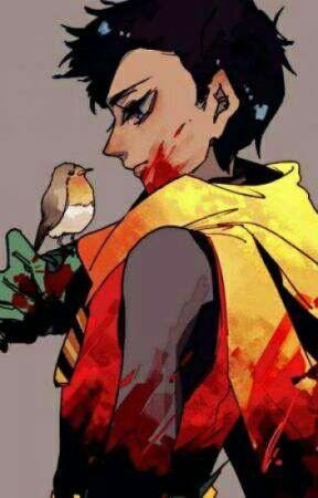 Damian Wayne (Heathers Au) by rinharukorin