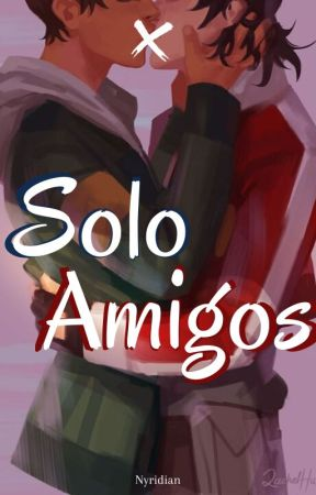 Solo amigos by Nyridian