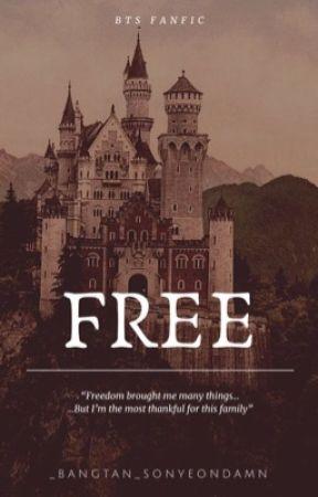 Free // BTS AU // by _bangtan_sonyeondamn