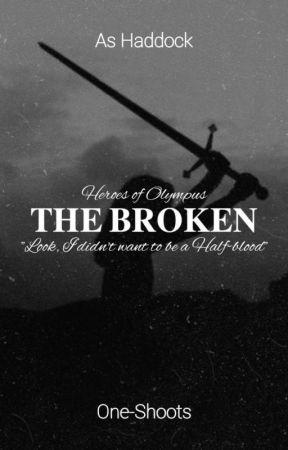 The Broken - Heroes Of Olympus by ashaddock