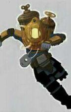 BioShock Big Brother. by gokugunslinger
