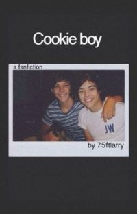 Cookie boy ୨୧ larry  cover