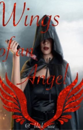 Wings of an Angel by -rosieangel-