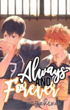 always and forever - kagehina by claireiwaizumi