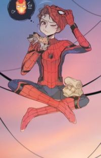 Help the Spidey  cover