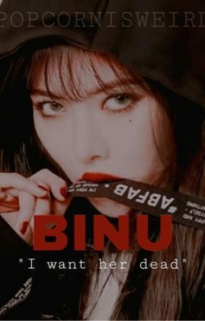 BINU  by popcornisweird