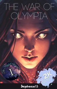 THE WAR OF OLYMPIA. cover