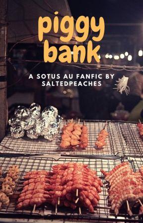Piggy Bank by saItedpeaches