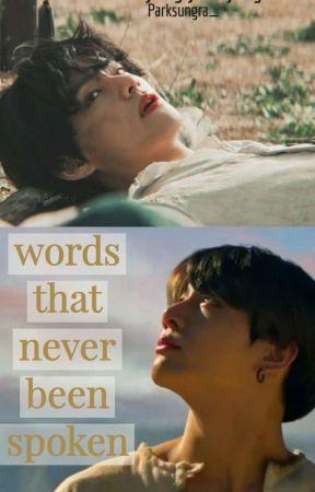 Kata yang tidak pernah terucap by Sungra_