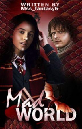 MAD WORLD → C. WEASLEY by mss_fantasy5
