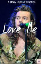 LOVE ME   H.S.   by ka_0102
