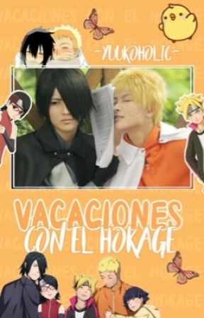 De vacaciones con el Hokage by YuukoHolic