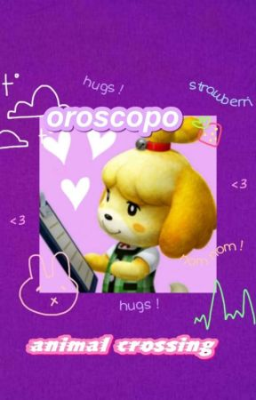 oroscopo animal crossing ⋰˚ ☆ by diavoIo