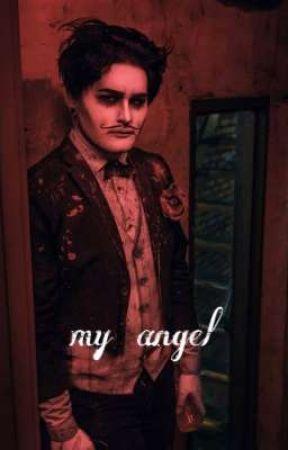 my angel  by froggiebaby