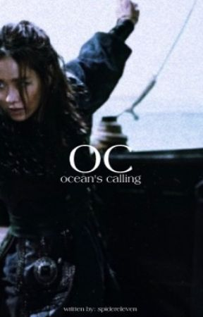 Ocean's Calling [A:TLA au] by spidereleven