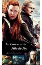 Le Prince et la Fille de Feu   (TERMINEE) by Moongrimx