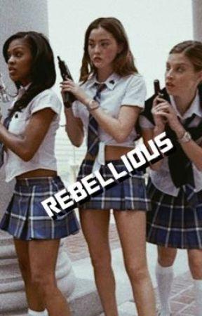 Rebellious  by karanaC