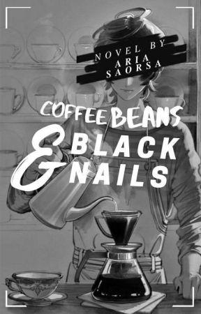 Coffee Beans and Black Nails II ONC 2020 by Aria_Saorsa