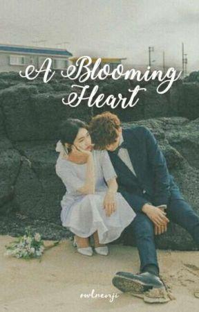 A Blooming Heart (Min Yoongi) ✔ by owlrenji