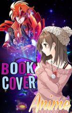 Book Cover Anime by La_Inu_Kawaii