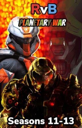 Red vs Blue: Planetary War by Fireslash97
