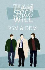 Supernatural BSMs and DDMs by winxchscsters