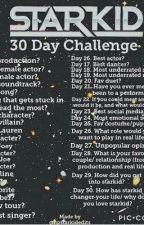 Starkid 30 day challenge 2020 by Justacrazywhovian